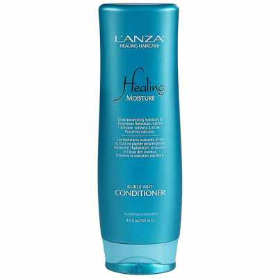 L'Anza Healing Moisture Kukui Nut Conditioner - Condicionador 250ml