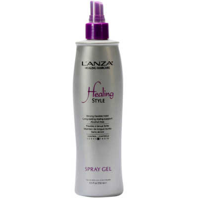 L'Anza Healing Style Spray Gel - Finalizador 250ml