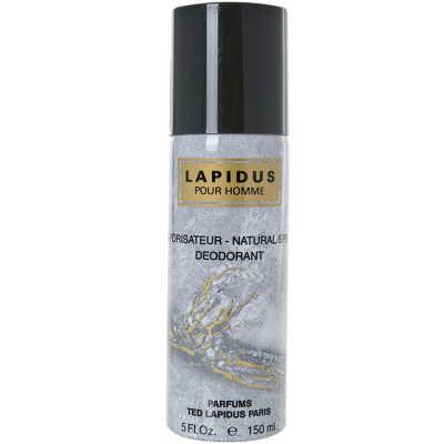 Ted Lapidus Lapidus Pour Homme Deodorant - Desodorante Masculino 150ml