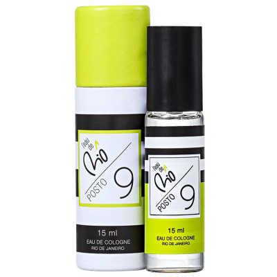 L´Eau de Riô Perfume Unissex Posto 9 - Eau de Cologne 15ml