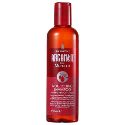 Lee Stafford Arganoil From Morocco Nourishing - Shampoo 250ml