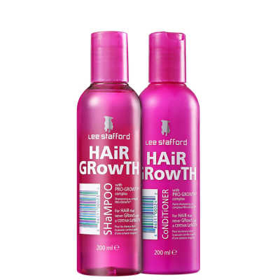 Lee Stafford Hair Growth Duo Kit (2 produtos)