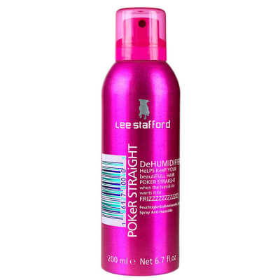 Lee Stafford Poker Straight Dehumidifier - Spray Defrizante 200ml