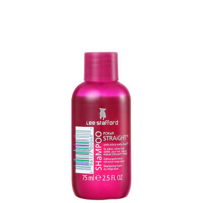 Lee Stafford Poker Straight - Shampoo 75ml