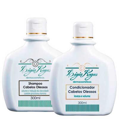 Ligia Kogos Cabelos Oleosos Duo Kit (2 Produtos)
