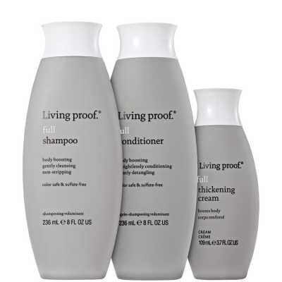 Living Proof Full Cream Kit (3 Produtos)