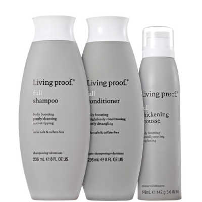 Living Proof Full Mousse Kit (3 Produtos)