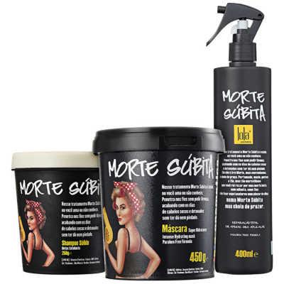 Lola Cosmetics Morte Súbita Trio Kit (3 Produtos)