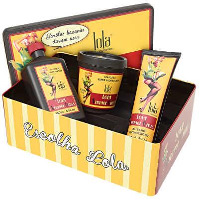 Lola Cosmetics Vintage Girls Kit (3 Produtos)