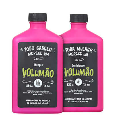 Lola Cosmetics Volumão Duo Kit (2 Produtos)