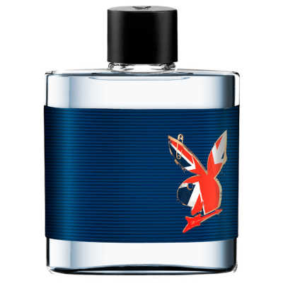 Playboy Perfume Masculino London - Eau de Toilette 50ml