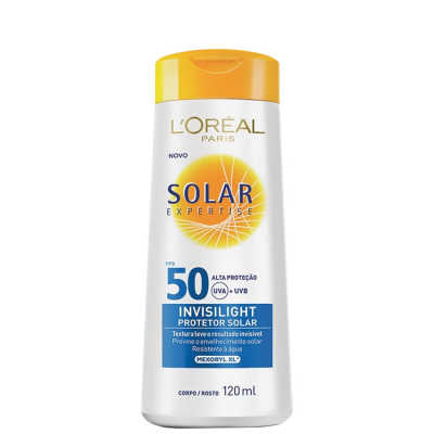 L´Oréal Paris Solar Expertise Invisilight FPS 50 - Protetor Solar 120ml