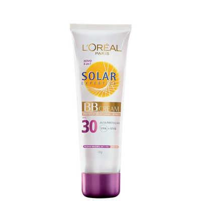 L´Oréal Paris Solar Expertise Protetor Solar Diário 5 em 1 com Cor FPS 30 - BB Cream 50g