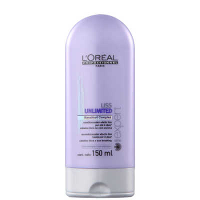 L'Oréal Professionnel Liss Unlimited- Condicionador 150ml