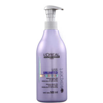 L'Oréal Professionnel Liss Unlimited - Shampoo 500ml