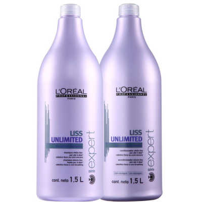 L'Oréal Professionnel Liss Unlimited Salon Kit (2 Produtos)