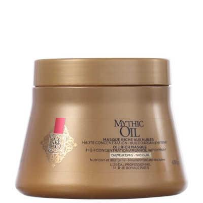 L'Oréal Professionnel Mythic Oil Masque - Máscara de Tratamento 200ml