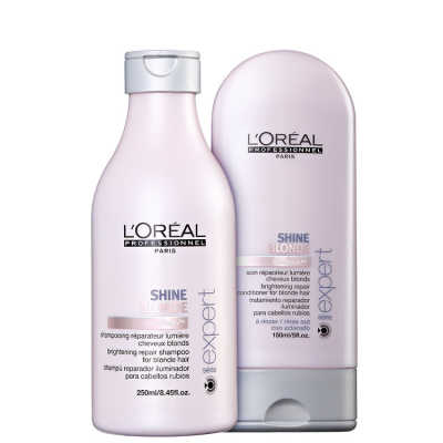 L'Oréal Professionnel Shine Blonde Duo Kit (2 Produtos)