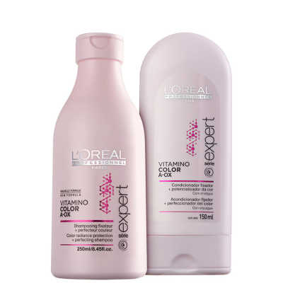 L'Oréal Professionnel Vitamino Color A.OX Duo Kit (2 Produtos)