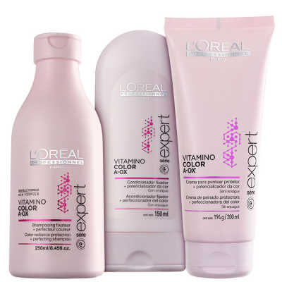L'Oréal Professionnel Vitamino Color  A.OX Triplo Kit (3 Produtos)