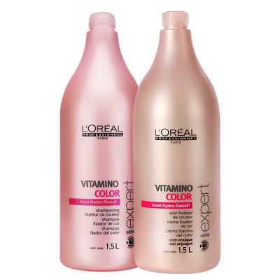 L'Oréal Professionnel Vitamino Color Salon Kit (2 Produtos)