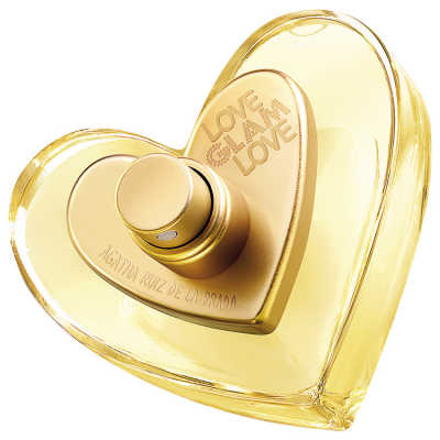 Agatha Ruiz de La Prada Love Glam Love Perfume Feminino - Eau de Toilette 50ml