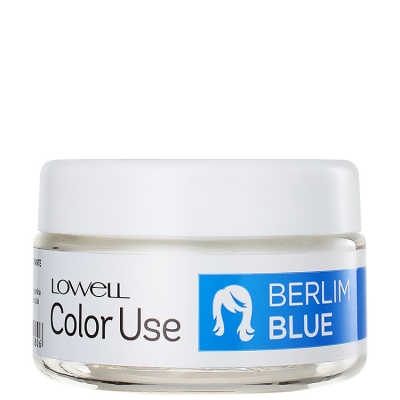 Lowell Color Use Berlin Blue - Máscara Colorante 45g