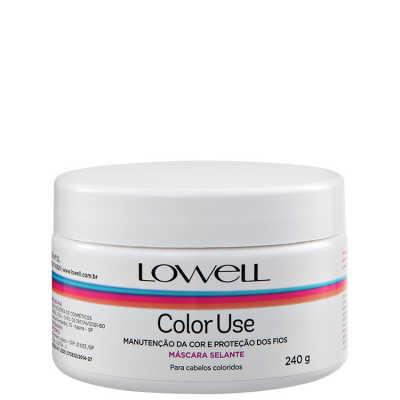 Lowell Color Use – Máscara Selante 240g