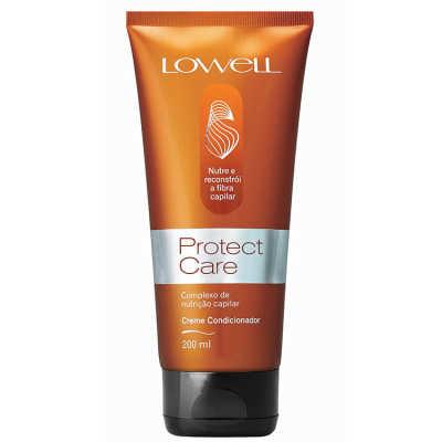 Lowell Protect Care Creme - Condicionador 200ml