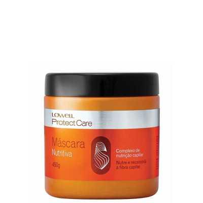 Lowell Protect Care - Máscara Nutritiva 450g