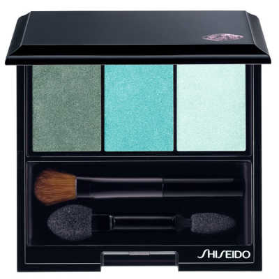 Shiseido Luminizing Satin Eye Color Trio Gr412 - Trio de Sombras 3g