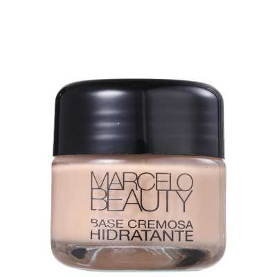 Marcelo Beauty Base Hidratante Bege Natural - Base Cremosa 30g