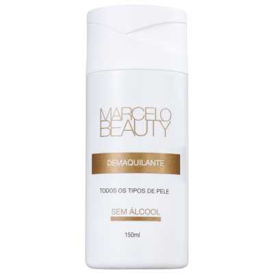Marcelo Beauty Demaquilante Sem Álcool - Demaquilante 150ml
