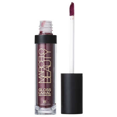 Marcelo Beauty Gloss Labial Flor de Maio - Gloss 4ml