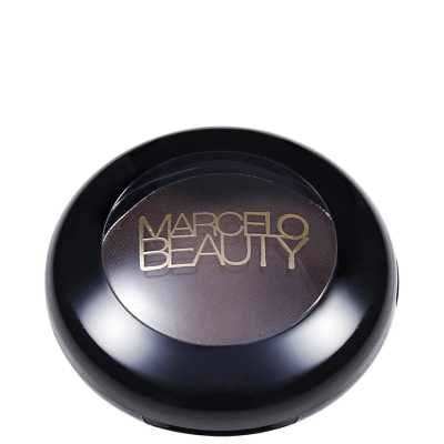 Marcelo Beauty Uno Marrom Mate - Sombra Compacta 2g
