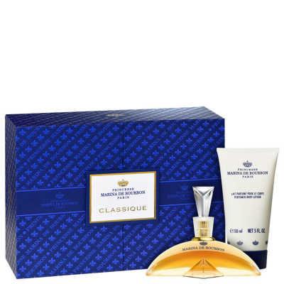 Marina de Bourbon Conjunto Feminino Classique - Eau de Parfum 100ml + Loção Corporal 150ml