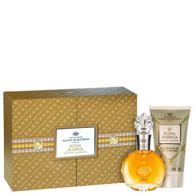 Marina de Bourbon Conjunto Feminino Royal Marina Diamond - Eau de Parfum 100ml + Loção 150ml