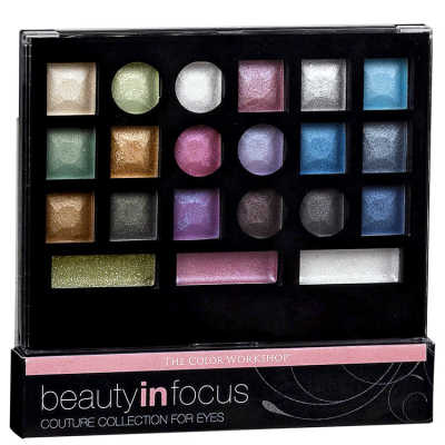 Markwins Beauty In Focus - Conjunto de Sombras