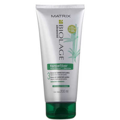 Matrix Biolage Forcefiber Creme Fortalecedor Anti-Quebra - Leave-In 200ml