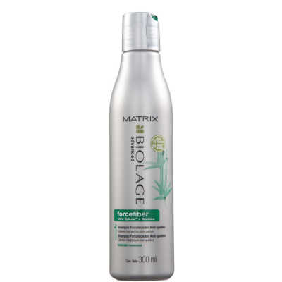 Matrix Biolage Forcefiber Fortalecedor Anti-Quebra - Shampoo 300ml