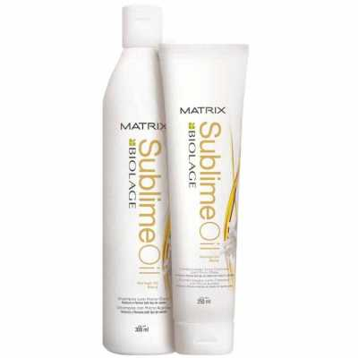 Matrix Biolage Sublime Oil Duo Kit (2 Produtos)