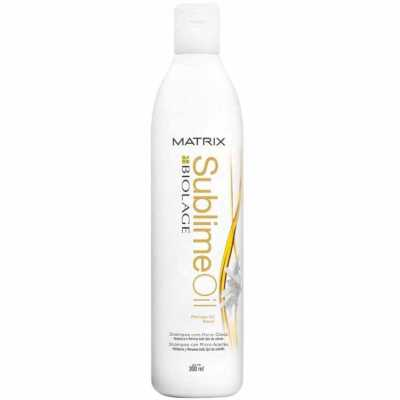 Matrix Biolage Sublime Oil Shampoo Com Micro-Óleos - Shampoo 300ml