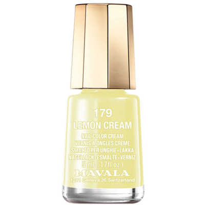 Mavala Mini Color Lemon Cream - Esmalte 5ml