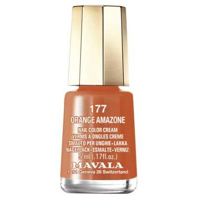 Mavala Esmalte Mini Color Orange Amazone - 5ml