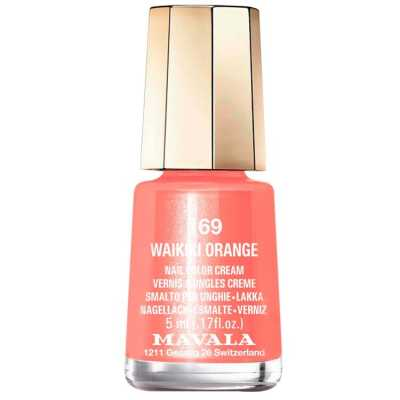 Mavala Esmalte Mini Color Waikiki Orange - 5ml