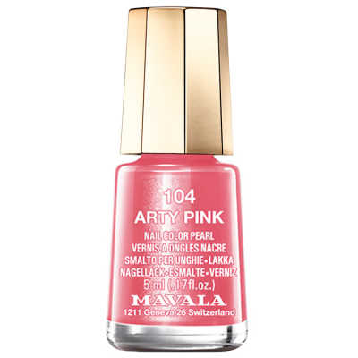 Mavala Mini Color Arty Pink - Esmalte 5ml