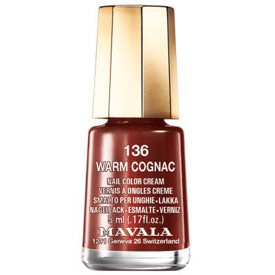 Mavala Mini Color Warm Cognac N136 - Esmalte 5ml