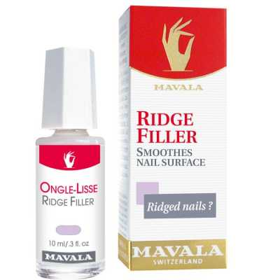 Mavala Ridge Filler - Nivelador de Unhas 10ml