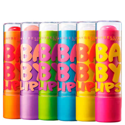 Maybelline All Baby Lips Kit (6 Produtos)