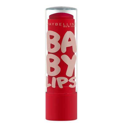Maybelline Baby Lips Super Frutas Morango e Acerola - Hidratante Labial 3,8g